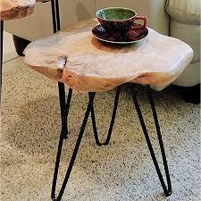 wood end tables. Cedar Wood End Table Tables H