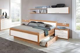 Disselkamp Comfort V Schlafzimmer Kernbuche Weiß Möbel Letz