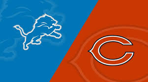 Chicago Bears Wr Depth Chart Chicago Bears Detroit Lions 11 28 19 Matchup Analysis