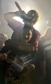 Violent J and his baby girl, Ruby Bruce... - A Different Photo Of Violent J  Every Dizzay   Facebook