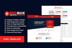 Than this script will be helps you to build your own bitcoin altcoin investment or doubler script website. Redbux Bitcoin Doubler Template Creative Market