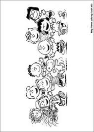 Peanuts Coloring Pages You Ll Also Find Winnie The Pooh Barbie