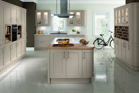 Grey Shaker Style Kitchen Cabinets Tyres2c
