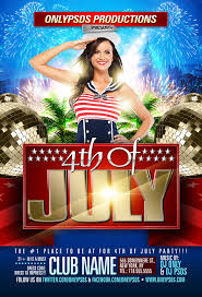 4th Of July Flyers