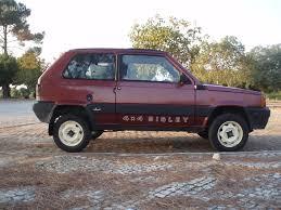 Fiat Panda 4x4 Sisley | Car tunning | Pinterest | Fiat panda, Fiat ...