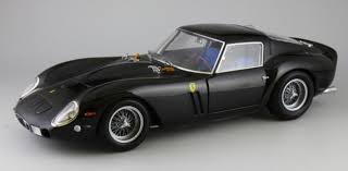 Kyosho's suggested retail is $245us or roughly just over $300cnd a piece. Kyosho Ferrari 250 Gto Hi End X2 Diecastsociety Com