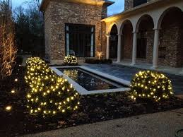 garden outdoor lighting. led christmas lights in new albany ohio mcculloughu0027s landscape and nursery garden outdoor lighting