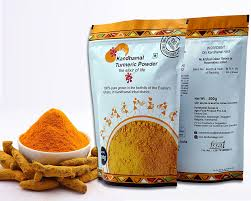 Turmeric Powder Packaging Design Spices Packaging Plastic Bags Masala Packaging Pouches India