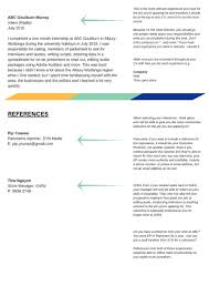 How To List References On Cv Job Blog Writing Your Cv Syn Media Resume Samples