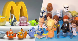 the 20 worst fast food toys of all time and 10 that are worth a fortune