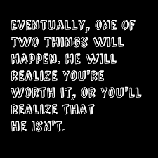 Realizing Quotes On Emotion Eventually One Of Two Things Will ...