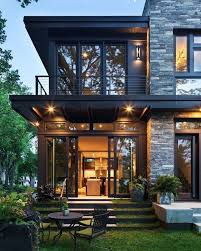 Small Picture The 25 best Modern brick house ideas on Pinterest Modern