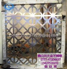 luxury rose golden decorative stainless