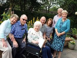 Chesterfield's Effie celebrates her 107th birthday | Derbyshire Times