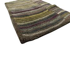crate and barrel crate barrel wool tilda rug on