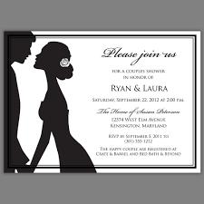 Wedding Shower Invitation Samples For Bridal Shower And Wedding