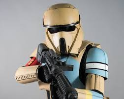 Star Wars Rogue One Shore Trooper Scarif Beach Stormtrooper Armour Armor
