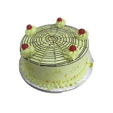 Buy Manish Bakers Fresh Cakes Butterscotch 500 Gm Online At The Best