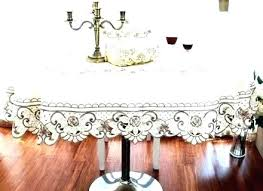 full size of tablecloth for small round accent table tablecloths covers end elegant what to kitchen