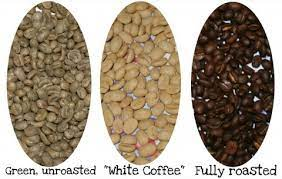 With black coffee, the beans are roasted for variable amounts of time, depending on the desired brew strength, and mixed with margarine and sugar. Truth About White Coffee Life Is Xtra Ordinary