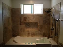 love the jacuzzi tub and shower combo