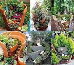 a fairy garden can be created indoors or outdoors