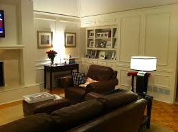 painting ideas for living rooms with wood paneling