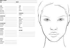 face chart photos royalty free images