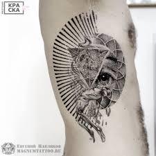 евгений павликов тату на боку Tattoo Magnum