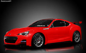 subaru brz red limited. Simple Red Subaru BRZ Red 1 On Brz Red Limited B