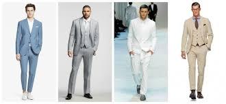 mens summer suit colours