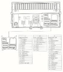 ford wiring diagrams radio the wiring 2006 ford mustang radio wiring diagram auto