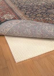 5 round mega grip soft cushion rug pad non slip approx 5 6 x 5 6