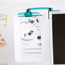Paper Holder Clips 40pcs 19mm Officer Desk Binder Clips Paper Holder Mix 4 Colors P
