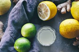 thumbnail for your daily ginger shot recipe that is easy as 1 2 3