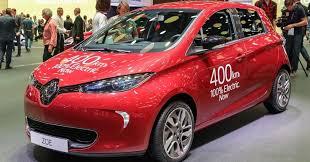 2018 renault zoe range. modren zoe 2017 renault zoe brings better battery tech almost doubling its driving  range electric_vehicles  in 2018 renault zoe range