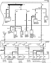 Honda 2005 Wiring Diagram