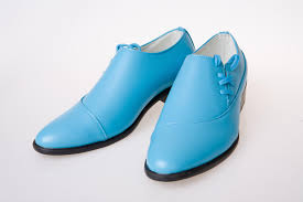 2014 New Arrival Men Leather Shoes Men S Casual Shoes Wedding Baby Blue Dress Shoes Mens
