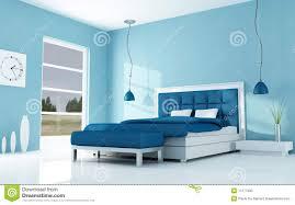 Modern Blue Bedrooms Modern Blue Bedroom Home Design Ideas