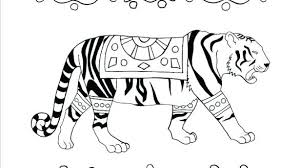 India Coloring Pages Map Of Coloring Page Free Maps For Kids