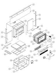 fireplace insert parts for alternative views 21 regency gas fireplace insert parts
