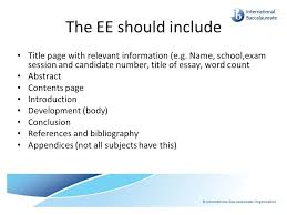 extended essay in psychology ppt video online  5 the