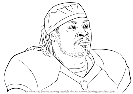 Odell Beckham Jr Football Coloring Pages Printable Odell