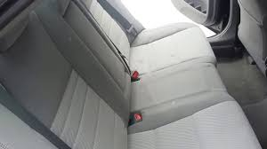 2016 Toyota Camry - How To Fold Down Rear Seats - YouTube