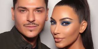 how to stop watery eyes kim kardashian s makeup artist shares his breathing technique