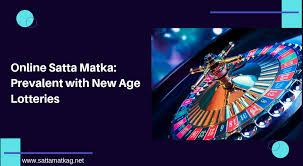 Online Satta Matka: Prevalent with New Age Lotteries