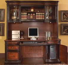 coaster shape home office computer desk. Coaster 800500 800501 Double Pedestal Kneehole Credenza Desk And Hutch - Main Image Shape Home Office Computer