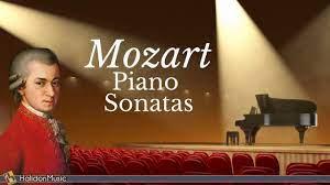 Mozart - Piano Sonatas - YouTube