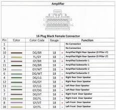 sony 16 pin wiring harness diagram preisvergleich me Sony Xplod Wiring Harness charming sony wiring harness diagram ideas the best electrical with 16 pin