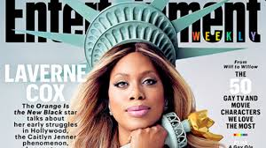 Laverne Cox sends powerful message dressed as an American icon (PHOTO)